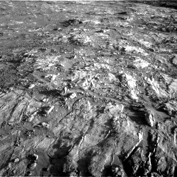 Nasa's Mars rover Curiosity acquired this image using its Right Navigation Camera on Sol 2645, at drive 1574, site number 78