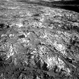 Nasa's Mars rover Curiosity acquired this image using its Right Navigation Camera on Sol 2645, at drive 1604, site number 78