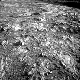 Nasa's Mars rover Curiosity acquired this image using its Right Navigation Camera on Sol 2645, at drive 1610, site number 78