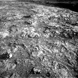 Nasa's Mars rover Curiosity acquired this image using its Right Navigation Camera on Sol 2645, at drive 1616, site number 78