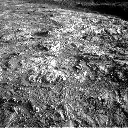 Nasa's Mars rover Curiosity acquired this image using its Right Navigation Camera on Sol 2645, at drive 1622, site number 78