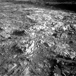 Nasa's Mars rover Curiosity acquired this image using its Right Navigation Camera on Sol 2645, at drive 1634, site number 78