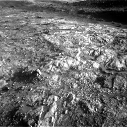 Nasa's Mars rover Curiosity acquired this image using its Right Navigation Camera on Sol 2645, at drive 1640, site number 78
