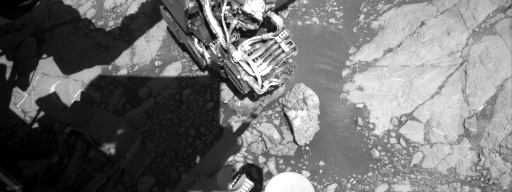 Nasa's Mars rover Curiosity acquired this image using its Right Navigation Camera on Sol 2648, at drive 1652, site number 78