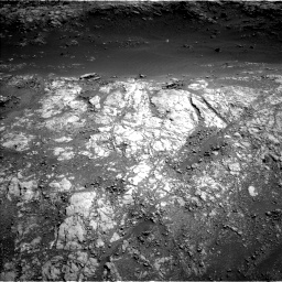 Nasa's Mars rover Curiosity acquired this image using its Left Navigation Camera on Sol 2654, at drive 1706, site number 78