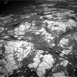 Nasa's Mars rover Curiosity acquired this image using its Left Navigation Camera on Sol 2654, at drive 1928, site number 78