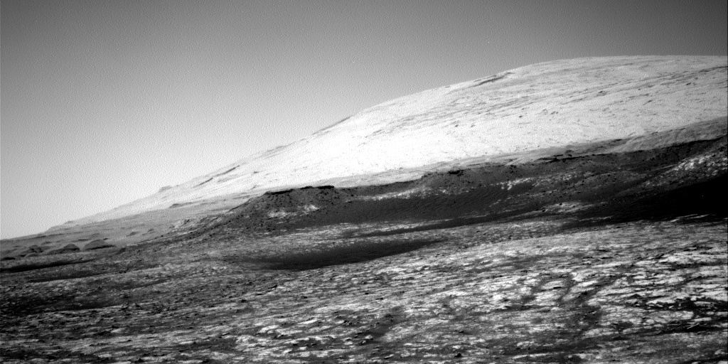 Nasa's Mars rover Curiosity acquired this image using its Right Navigation Camera on Sol 2654, at drive 1652, site number 78