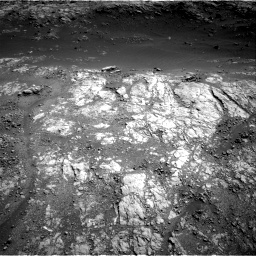 Nasa's Mars rover Curiosity acquired this image using its Right Navigation Camera on Sol 2654, at drive 1712, site number 78