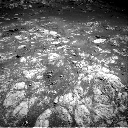 Nasa's Mars rover Curiosity acquired this image using its Right Navigation Camera on Sol 2654, at drive 1736, site number 78