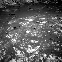 Nasa's Mars rover Curiosity acquired this image using its Right Navigation Camera on Sol 2654, at drive 1772, site number 78