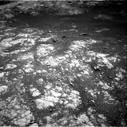 Nasa's Mars rover Curiosity acquired this image using its Right Navigation Camera on Sol 2654, at drive 1808, site number 78