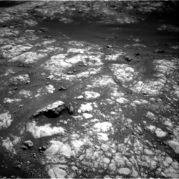 Nasa's Mars rover Curiosity acquired this image using its Right Navigation Camera on Sol 2654, at drive 1820, site number 78