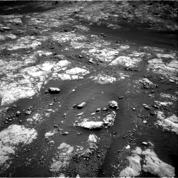Nasa's Mars rover Curiosity acquired this image using its Right Navigation Camera on Sol 2654, at drive 1838, site number 78