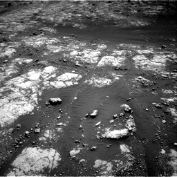 Nasa's Mars rover Curiosity acquired this image using its Right Navigation Camera on Sol 2654, at drive 1850, site number 78