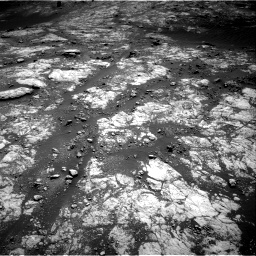 Nasa's Mars rover Curiosity acquired this image using its Right Navigation Camera on Sol 2654, at drive 1868, site number 78