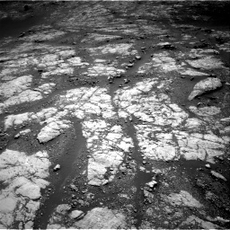 Nasa's Mars rover Curiosity acquired this image using its Right Navigation Camera on Sol 2654, at drive 1904, site number 78