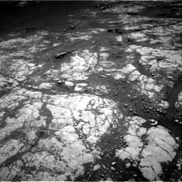 Nasa's Mars rover Curiosity acquired this image using its Right Navigation Camera on Sol 2654, at drive 1934, site number 78