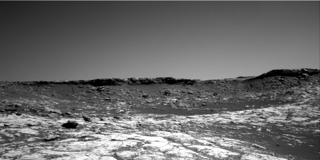 Nasa's Mars rover Curiosity acquired this image using its Right Navigation Camera on Sol 2654, at drive 1946, site number 78