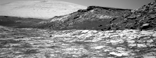 Nasa's Mars rover Curiosity acquired this image using its Right Navigation Camera on Sol 2655, at drive 1946, site number 78