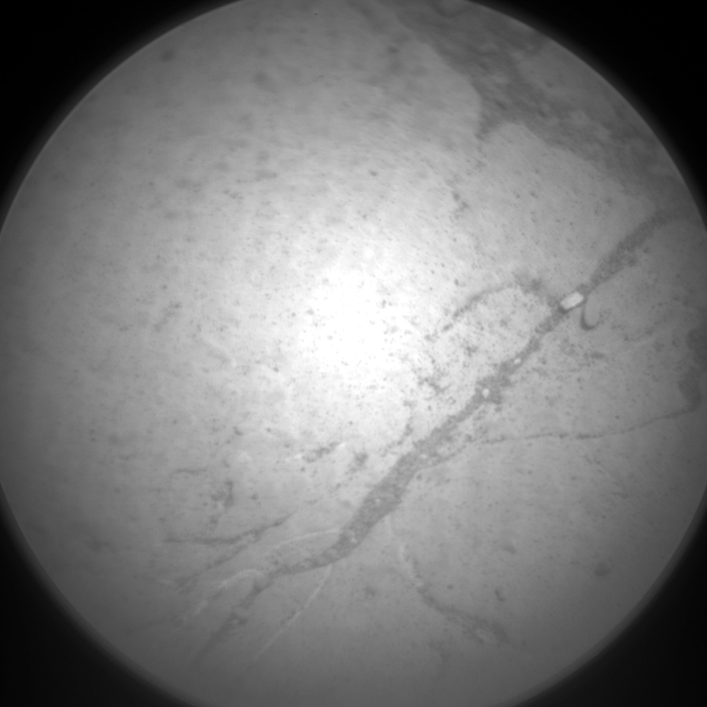 Nasa's Mars rover Curiosity acquired this image using its Chemistry & Camera (ChemCam) on Sol 2656, at drive 1946, site number 78