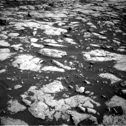 Nasa's Mars rover Curiosity acquired this image using its Right Navigation Camera on Sol 2657, at drive 2012, site number 78
