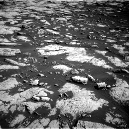 Nasa's Mars rover Curiosity acquired this image using its Right Navigation Camera on Sol 2657, at drive 2018, site number 78