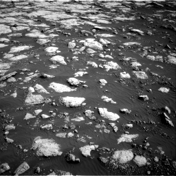 Nasa's Mars rover Curiosity acquired this image using its Right Navigation Camera on Sol 2657, at drive 2042, site number 78