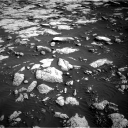 Nasa's Mars rover Curiosity acquired this image using its Right Navigation Camera on Sol 2657, at drive 2066, site number 78