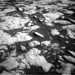 Nasa's Mars rover Curiosity acquired this image using its Right Navigation Camera on Sol 2657, at drive 2114, site number 78