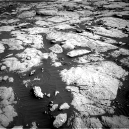 Nasa's Mars rover Curiosity acquired this image using its Right Navigation Camera on Sol 2657, at drive 2144, site number 78