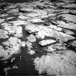 Nasa's Mars rover Curiosity acquired this image using its Right Navigation Camera on Sol 2657, at drive 2150, site number 78