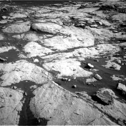 Nasa's Mars rover Curiosity acquired this image using its Right Navigation Camera on Sol 2657, at drive 2168, site number 78