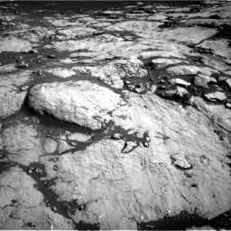 Nasa's Mars rover Curiosity acquired this image using its Right Navigation Camera on Sol 2657, at drive 2192, site number 78