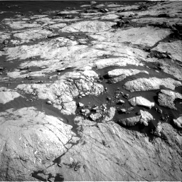 Nasa's Mars rover Curiosity acquired this image using its Right Navigation Camera on Sol 2657, at drive 2204, site number 78