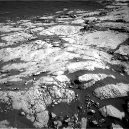 Nasa's Mars rover Curiosity acquired this image using its Right Navigation Camera on Sol 2657, at drive 2210, site number 78