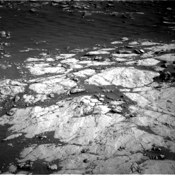 Nasa's Mars rover Curiosity acquired this image using its Right Navigation Camera on Sol 2657, at drive 2222, site number 78