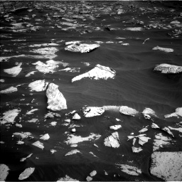 Nasa's Mars rover Curiosity acquired this image using its Left Navigation Camera on Sol 2658, at drive 2342, site number 78