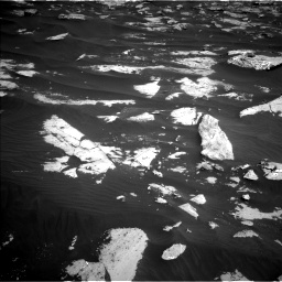 Nasa's Mars rover Curiosity acquired this image using its Left Navigation Camera on Sol 2658, at drive 2348, site number 78