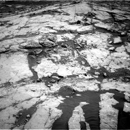 Nasa's Mars rover Curiosity acquired this image using its Right Navigation Camera on Sol 2658, at drive 2240, site number 78