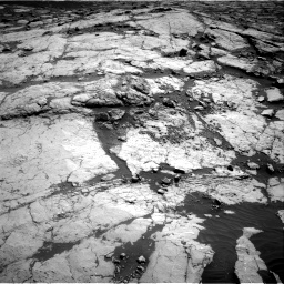 Nasa's Mars rover Curiosity acquired this image using its Right Navigation Camera on Sol 2658, at drive 2246, site number 78