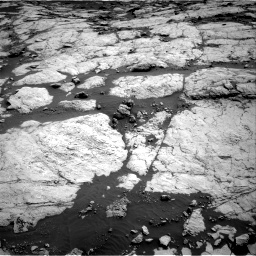 Nasa's Mars rover Curiosity acquired this image using its Right Navigation Camera on Sol 2658, at drive 2264, site number 78