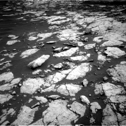 Nasa's Mars rover Curiosity acquired this image using its Right Navigation Camera on Sol 2658, at drive 2282, site number 78