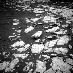 Nasa's Mars rover Curiosity acquired this image using its Right Navigation Camera on Sol 2658, at drive 2288, site number 78