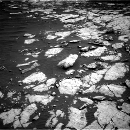 Nasa's Mars rover Curiosity acquired this image using its Right Navigation Camera on Sol 2658, at drive 2294, site number 78