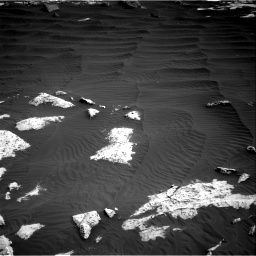 Nasa's Mars rover Curiosity acquired this image using its Right Navigation Camera on Sol 2658, at drive 2342, site number 78