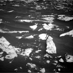 Nasa's Mars rover Curiosity acquired this image using its Right Navigation Camera on Sol 2658, at drive 2354, site number 78
