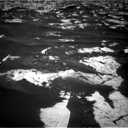 Nasa's Mars rover Curiosity acquired this image using its Right Navigation Camera on Sol 2658, at drive 2390, site number 78