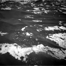 Nasa's Mars rover Curiosity acquired this image using its Right Navigation Camera on Sol 2658, at drive 2402, site number 78