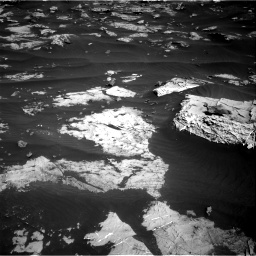 Nasa's Mars rover Curiosity acquired this image using its Right Navigation Camera on Sol 2658, at drive 2408, site number 78