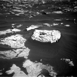 Nasa's Mars rover Curiosity acquired this image using its Right Navigation Camera on Sol 2658, at drive 2414, site number 78